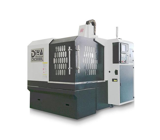四川CNC8080L高速雕铣机