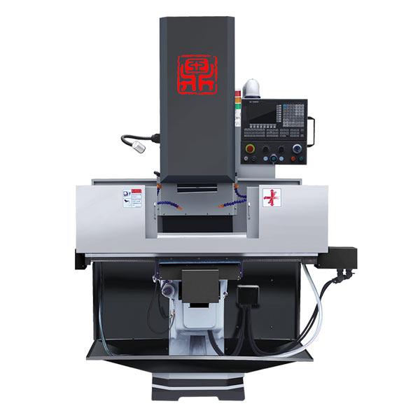 CNC5X数铣带刀库